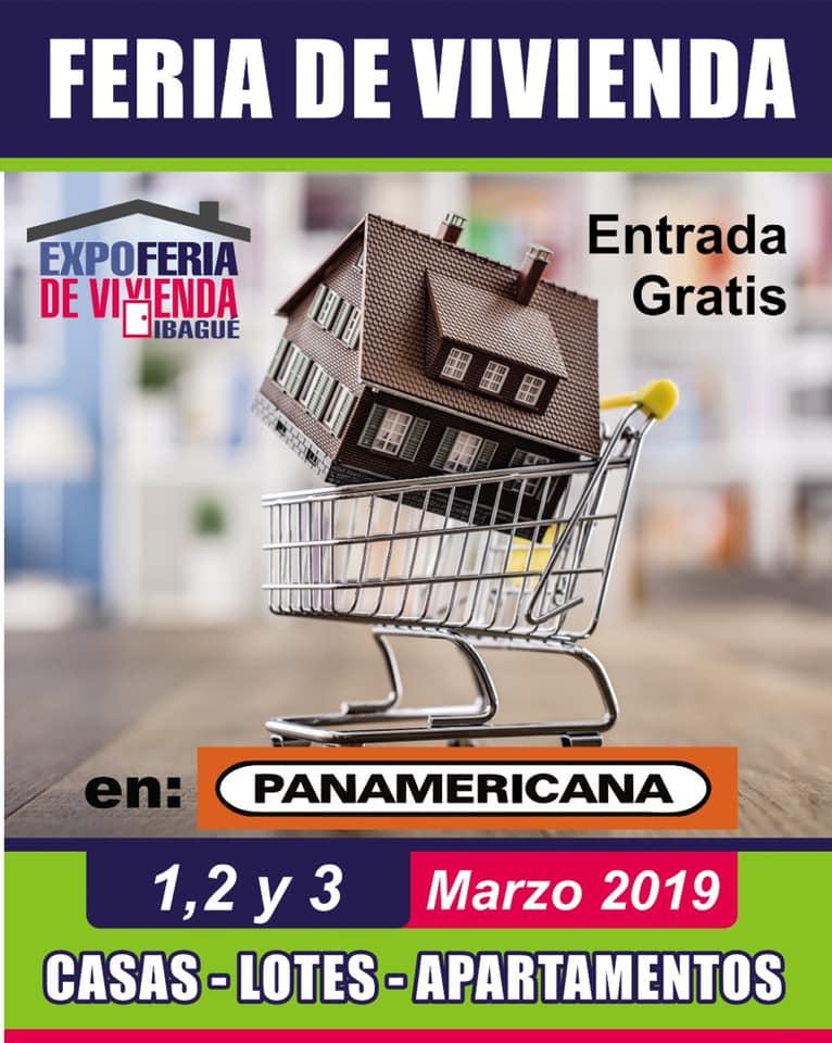 En Ibagué por más de 10 años consecutivos hemos ofrecido EXPOFERIA DE VIVIENDA en el parqueadero de PANAMERICANA