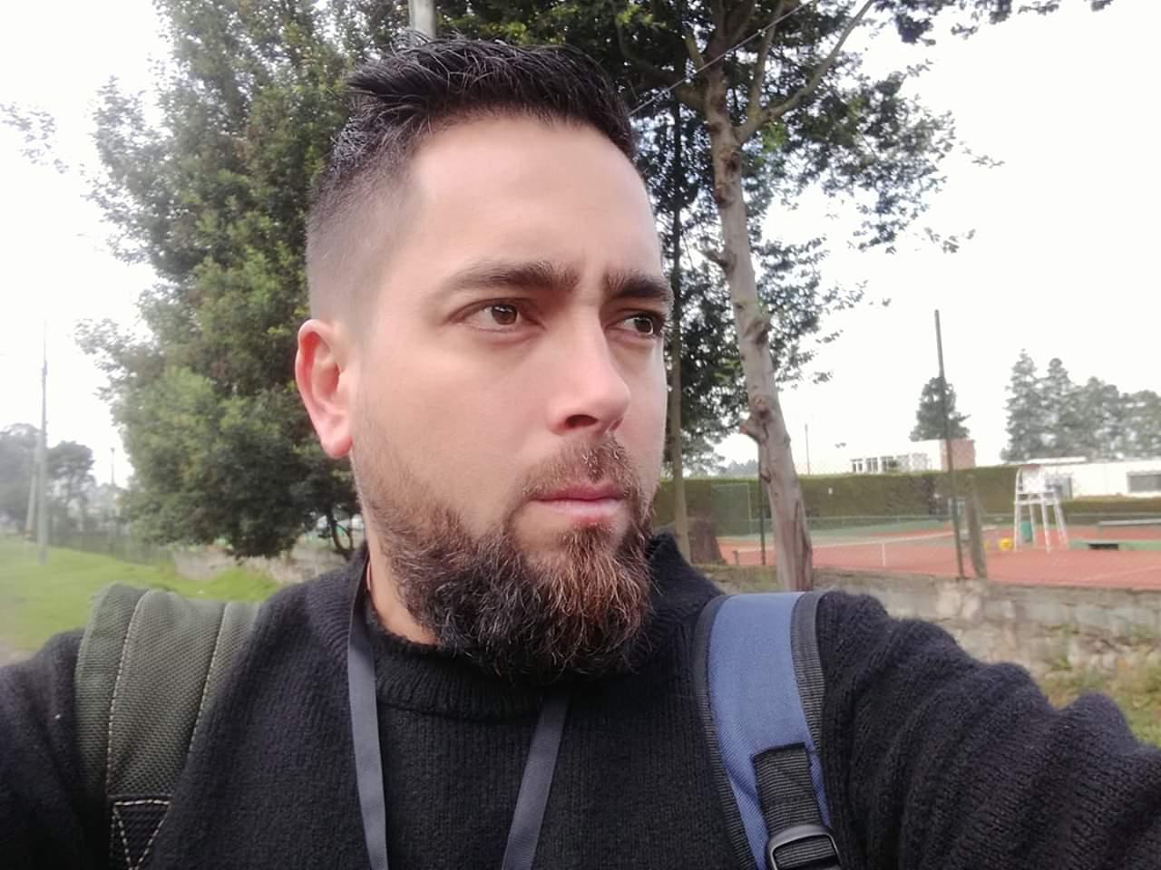 Victor Penagos productor de televisión nacional  quiere ser concejal de Ibagué
