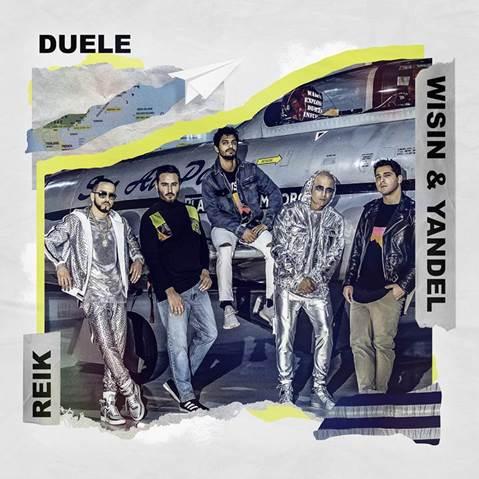"""REIK lanza su nuevo sencillo """"Duele"""" a lado de Wisin & Yandel"""