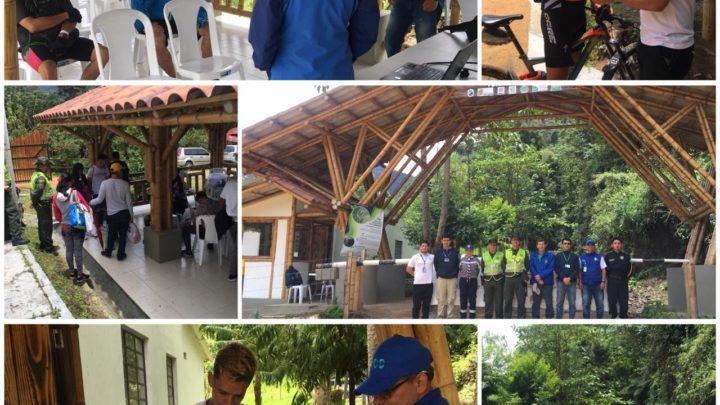 """Turistas continúan visitando La Reserva Forestal Protectora Regional """"Alto Combeima"""""""