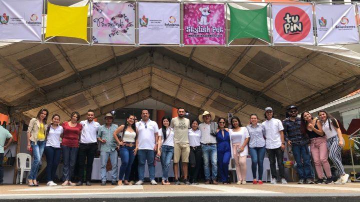 Con éxito culminó la Feria Artesanal y Empresarial de la Gobernación del Tolima