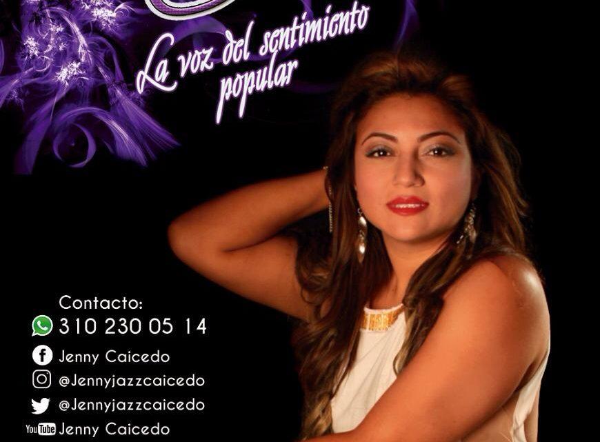 Jenny Caicedo llegó Para quedarse en el gusto de los más grandes conocedores y críticos de música popular
