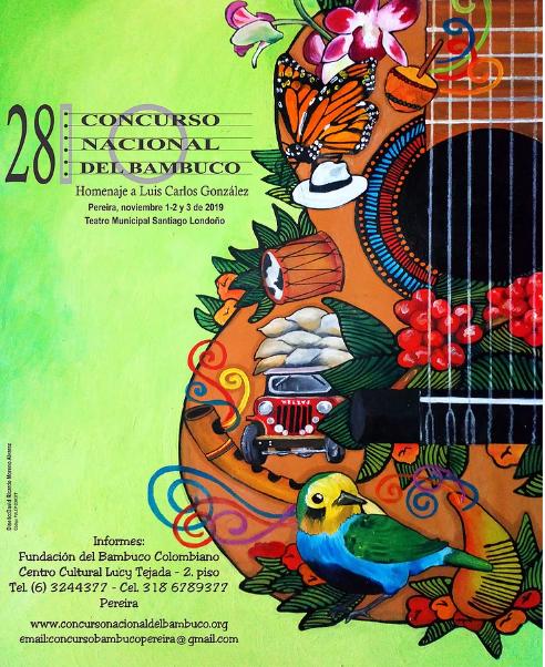Imagen Bambuquera 2019