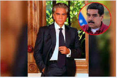 El Puma quiere ser presidente de Venezuela