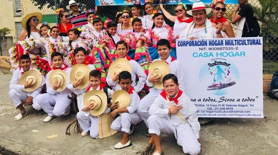 CORPORACIÓN HOGAR  MULTICULTURAL presenta Revista Cultural en auditorio de la Cámara de Comercio de Ibagué