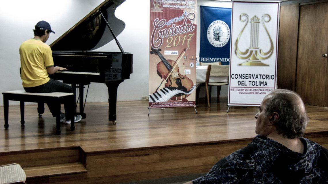 VIII Festival Internacional de Piano, que se desarrollará del 13 al 18 de mayo