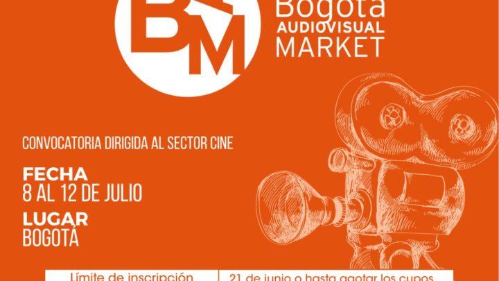 "Realizadores audiovisuales podrán participar en festival ""Bogotá Audiovisual Market"""