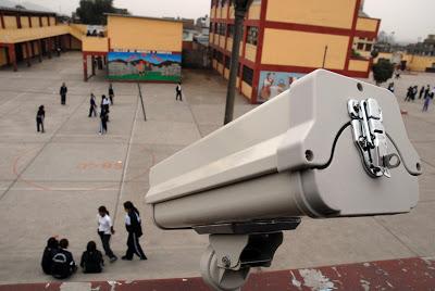 53 colegios tendrán circuito cerrado de televisión y sistema de alarmas en Ibagué Tolima