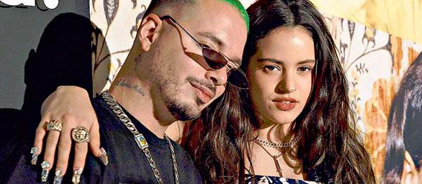 """El éxito """"Con altura"""" crece: Rosalía y J Balvin están entre las 10 mejores canciones del año"""