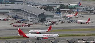Tráfico aéreo rompe récord en los primeros cuatro meses de 2019