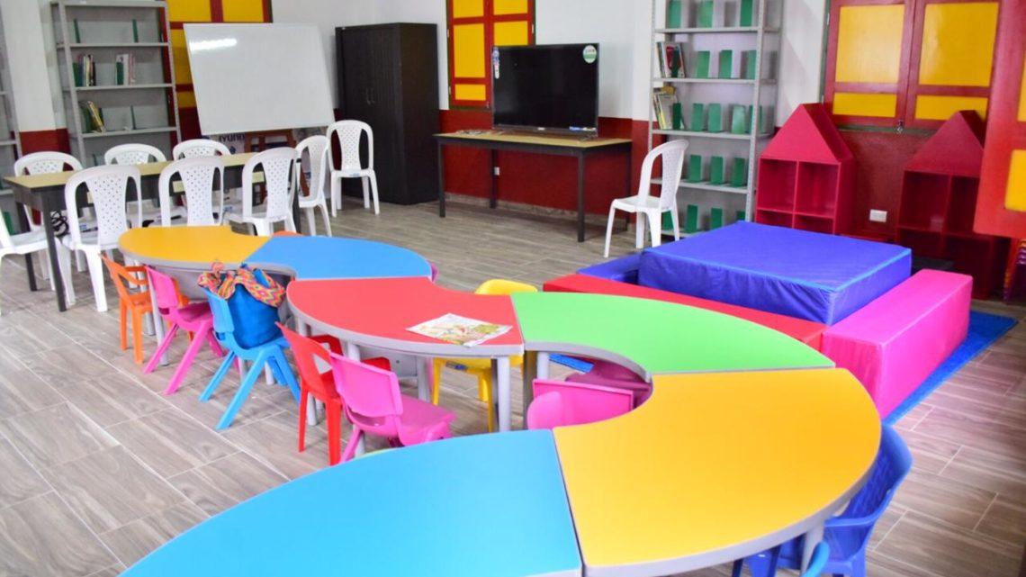 En Ibagué se invirtió $662 millones para comprar mobiliario escolar de 118 aulas