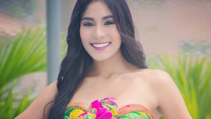 Señorita Tolima Angie Martina Rojas Arévalo al Reinado nacional de la ganadería que se llevará a cabo en montería Córdoba del 18 al 24 de junio.