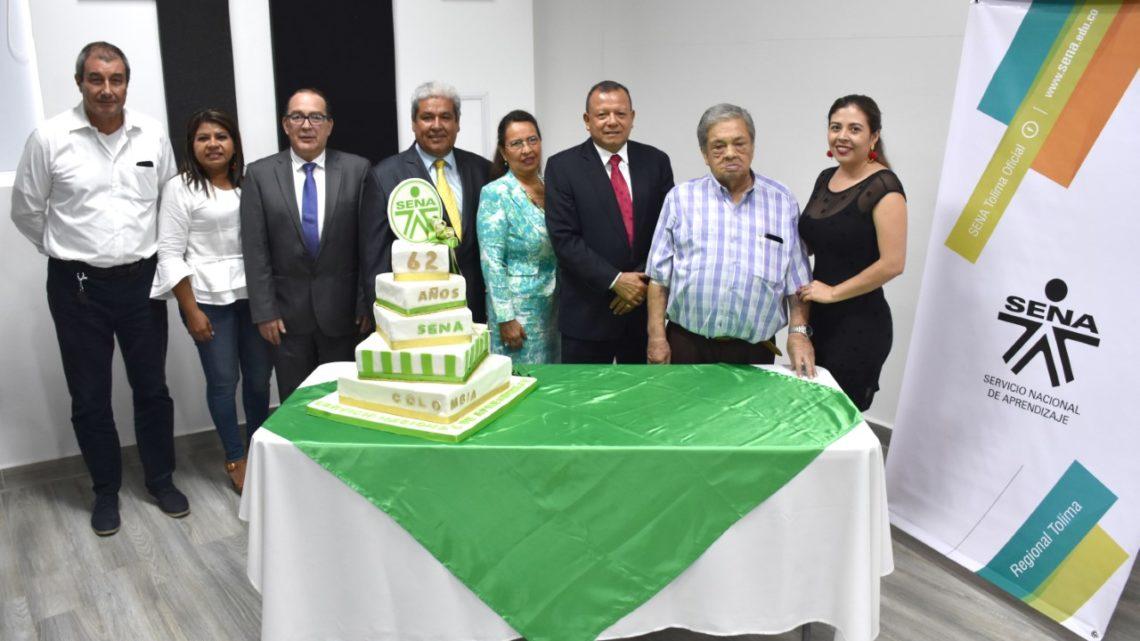 SENA, 62 años formando a los colombianos