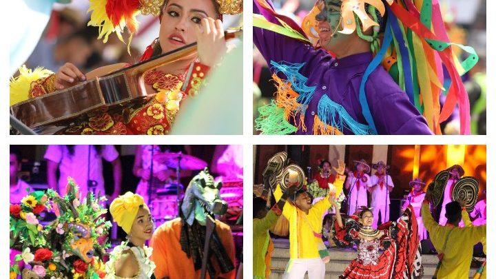 Los empresarios Ibaguereños esperaban más ventas en el marco del 47 Festival Folclórico Colombiano