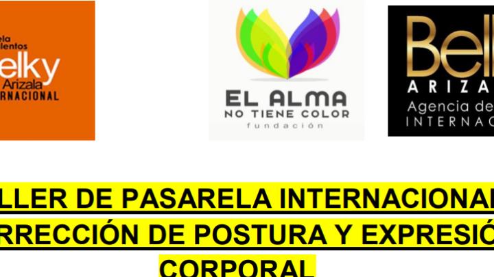 Taller de pasarela internacional, por Belky Arizala gratis en Ibagué