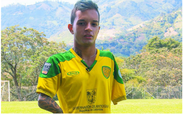 Santiago Arroyave deportista ejemplar
