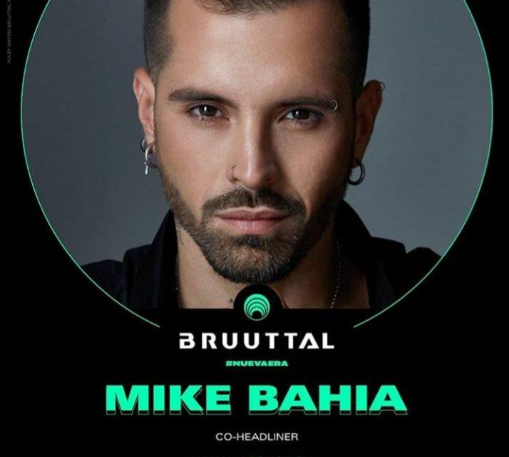 MIKE BAHÍA será parte del   BRUUTTAL 2019 en Medellin