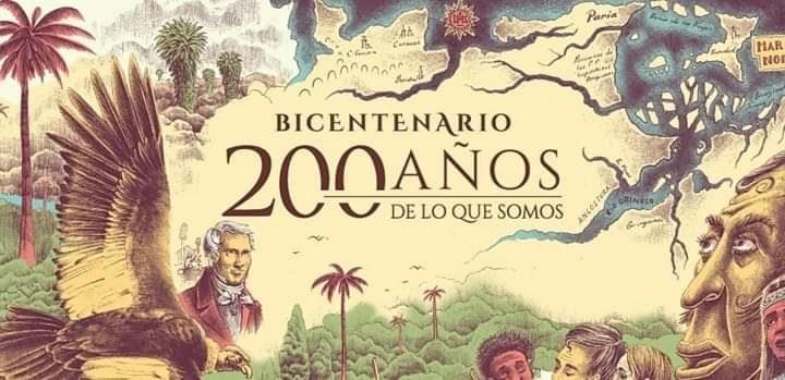 200 años de la gesta libertadora en Colombia
