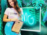 María Guerrero diseñadora cartagenera más joven de Colombia