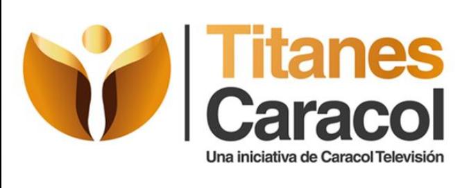 Abiertas las votaciones para Titanes Caracol 2019