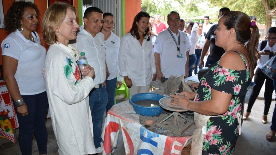 Artesanías de barro de la Chamba, en busca de la denominación de origen