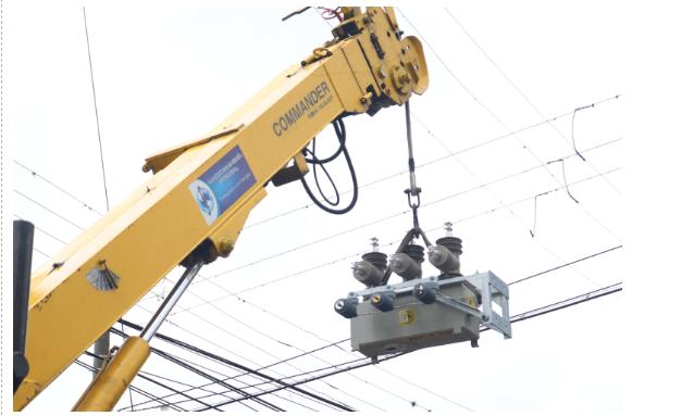 Celsia instala más de 50 reconectadores mejoran el servicio de energía en el Tolima