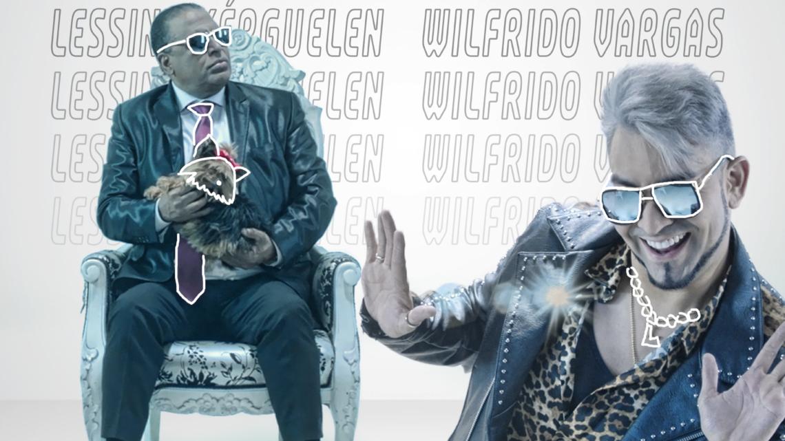 El baile del perrito está de regreso con el cover de lessing kerguelen y wilfrido Vargas