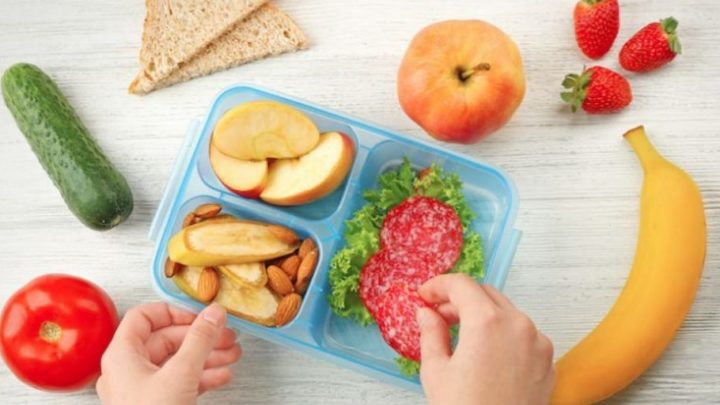 Loncheras saludables para niños diagnosticados con diabetes
