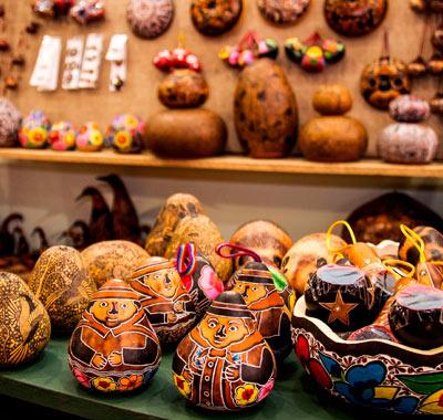 Primera Feria Artesanal con Personal Privado de la Libertad en el Tolima