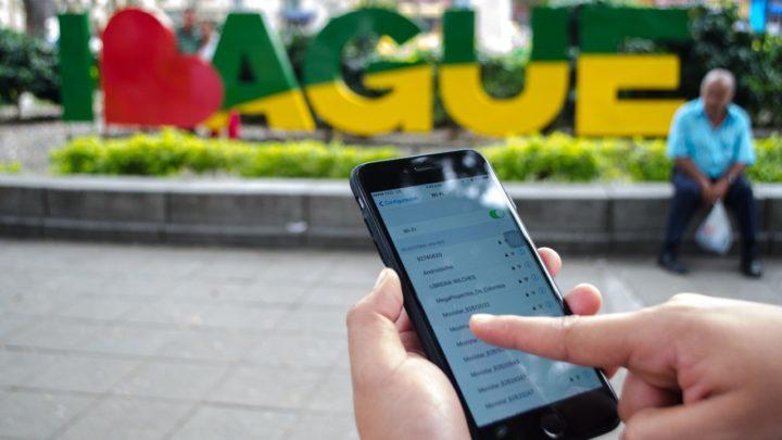 Ibaguereños se han conectado más de un millón de veces desde las zonas wifi públicas