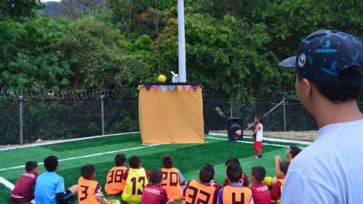 Ibaguè con títeres buscan fomentar valores y espacios libres de discriminación