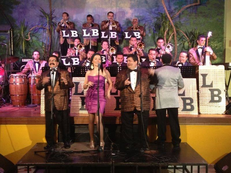 Orquesta de LUCHO BERMÚDEZ en Ibaguè