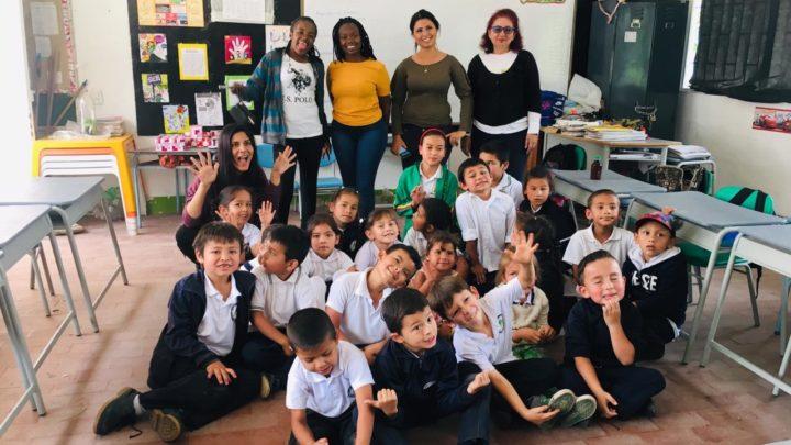 25 docentes nativos fortalecen el bilingüismo en la zona rural de Ibagué