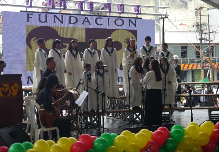 Coro Infantil de la Universidad del Tolima
