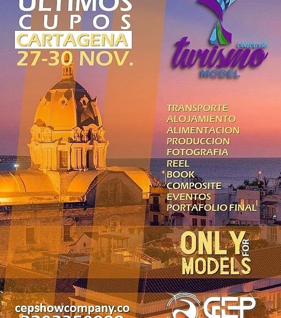 Concurso Turismo Model