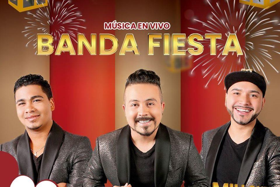 Banda Fiesta en 15 Noviembre en Multicentro Ibaguè