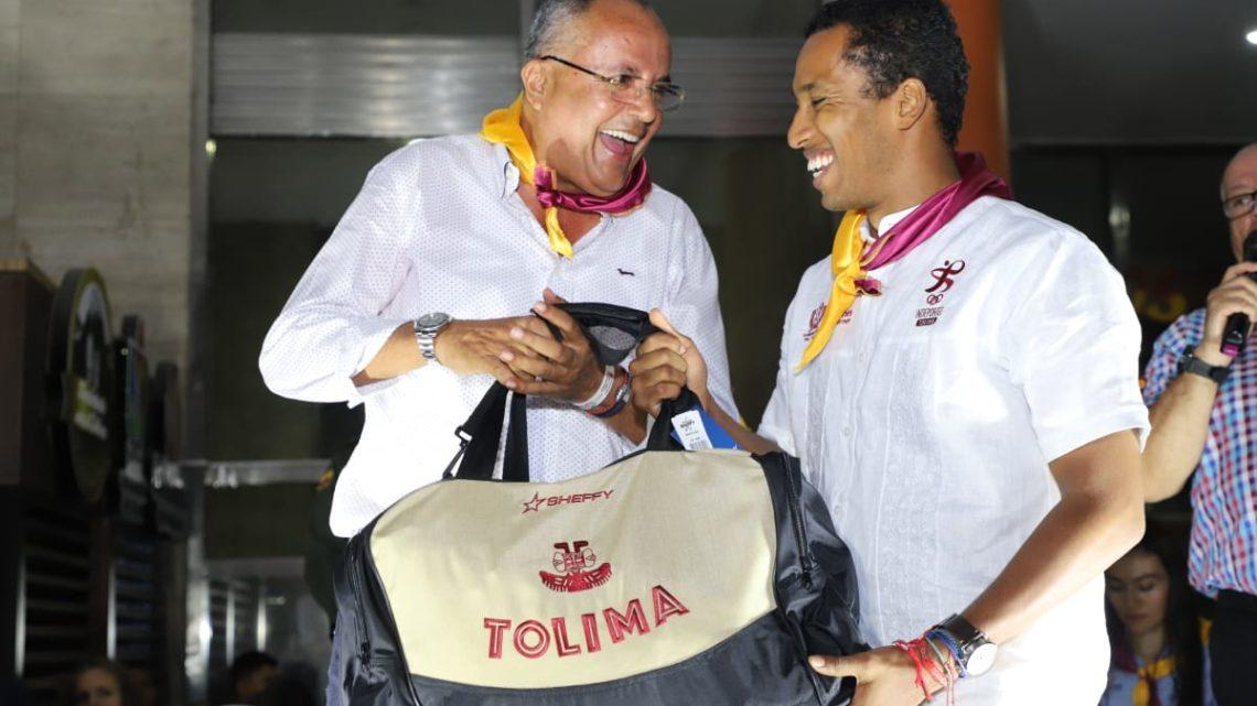 Tolimenses XXI Juegos Deportivos Nacionales y V Paranacionales Bolívar 2019