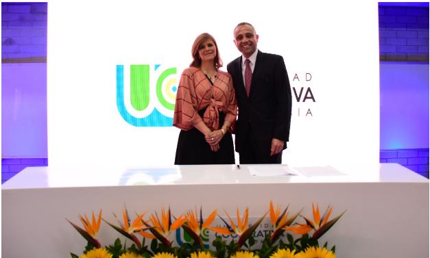 MARITZA RONDÓN RANGEL, REELEGIDA  RECTORA DE LA UNIVERSIDAD COOPERATIVA DE COLOMBIA