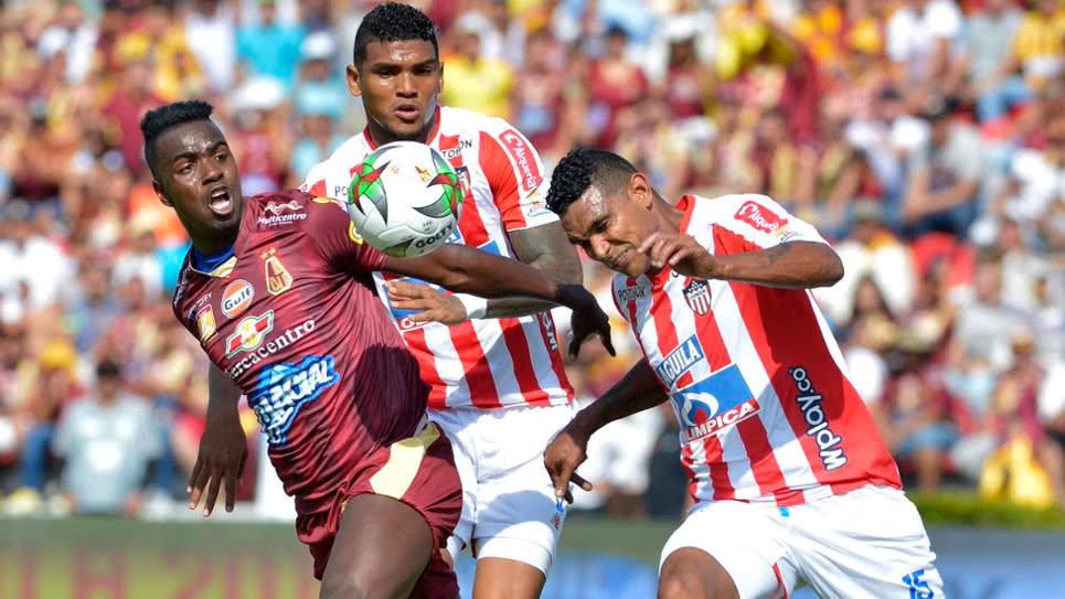 Medidas de seguridad para el partido entre Deportes Tolima vs Atlético Junior