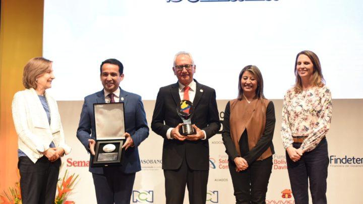 Jaramillo es seleccionado como uno de los mejores alcaldes de Colombia