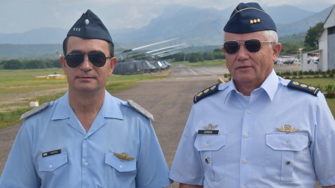 """Gimnasio Militar Fuerza Aérea Colombiana """"TC. Luis F. Pinto"""", uno de los mejores colegios del Tolima."""
