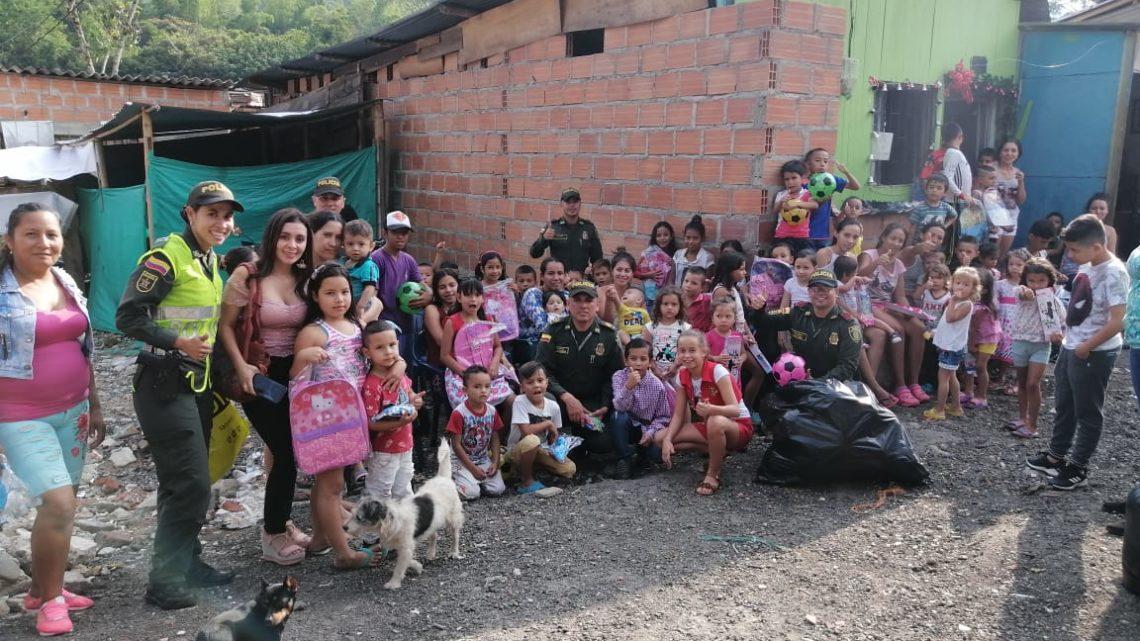 """""""Campaña: """"No uso de pólvora en niños, niñas y adolescentes en Ibaguè"""""""