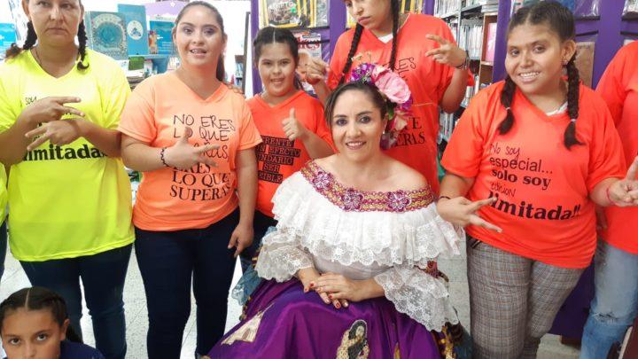 Primer Encuentro Departamentamentalizado de discapacitados en el Tolima.