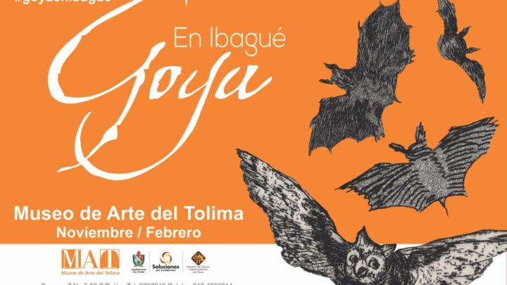 Por primera vez en Colombia Francisco de Goya