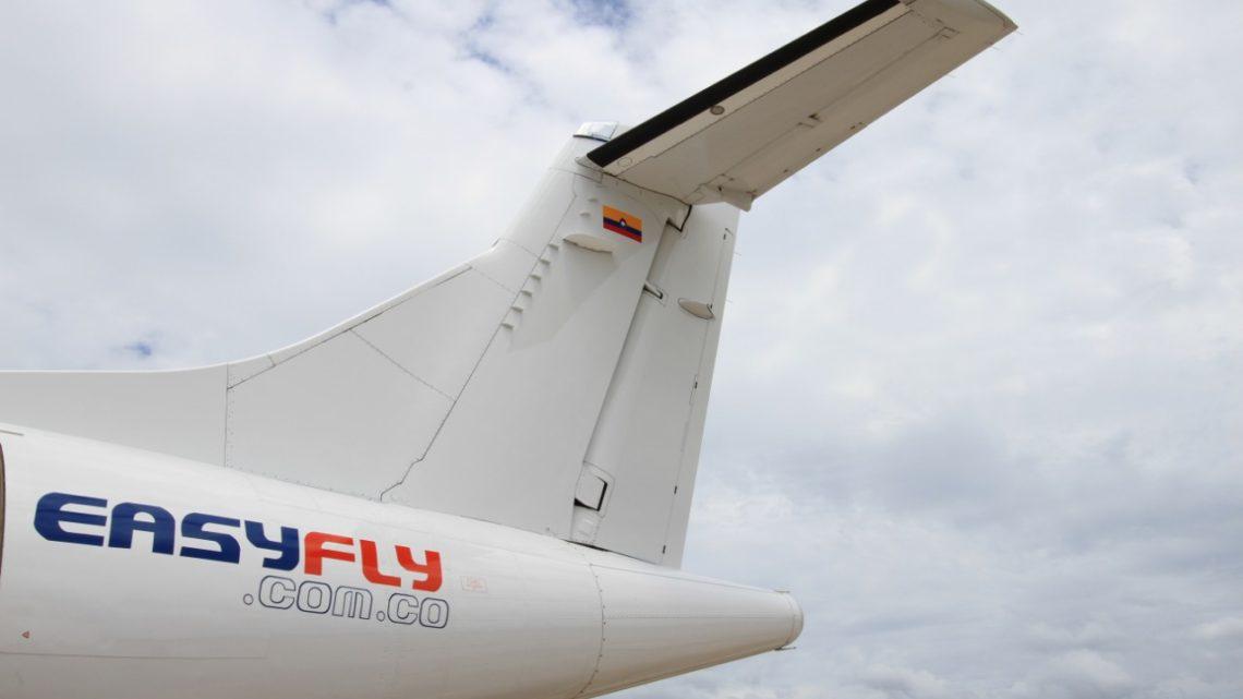 Desde hoy, Easyfly conectará de manera directa a Ibagué con Cartagena