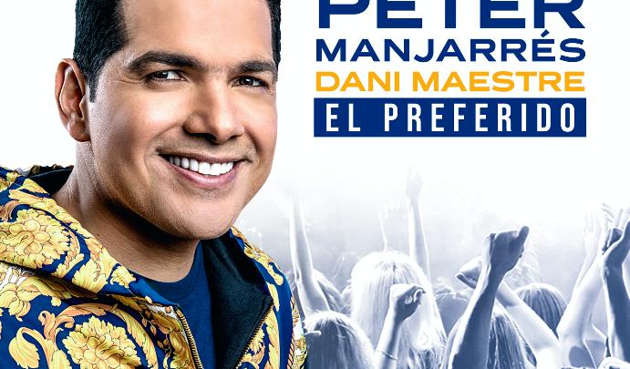 PETER MANGAJARROS  PRESENTA  EL PREFERIDO  JUNTO A  DANI MAESTRE