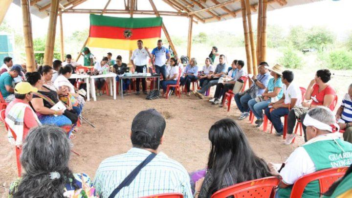 Gobernación del Tolima seguirá cumpliendo los compromisos adquiridos en la Minga del 2019