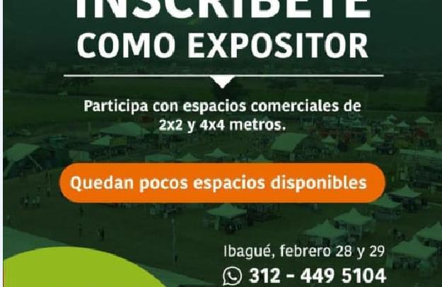Ibaguè Decimoprimera versión de Agroshow  28 y 29 de febrero de 2020