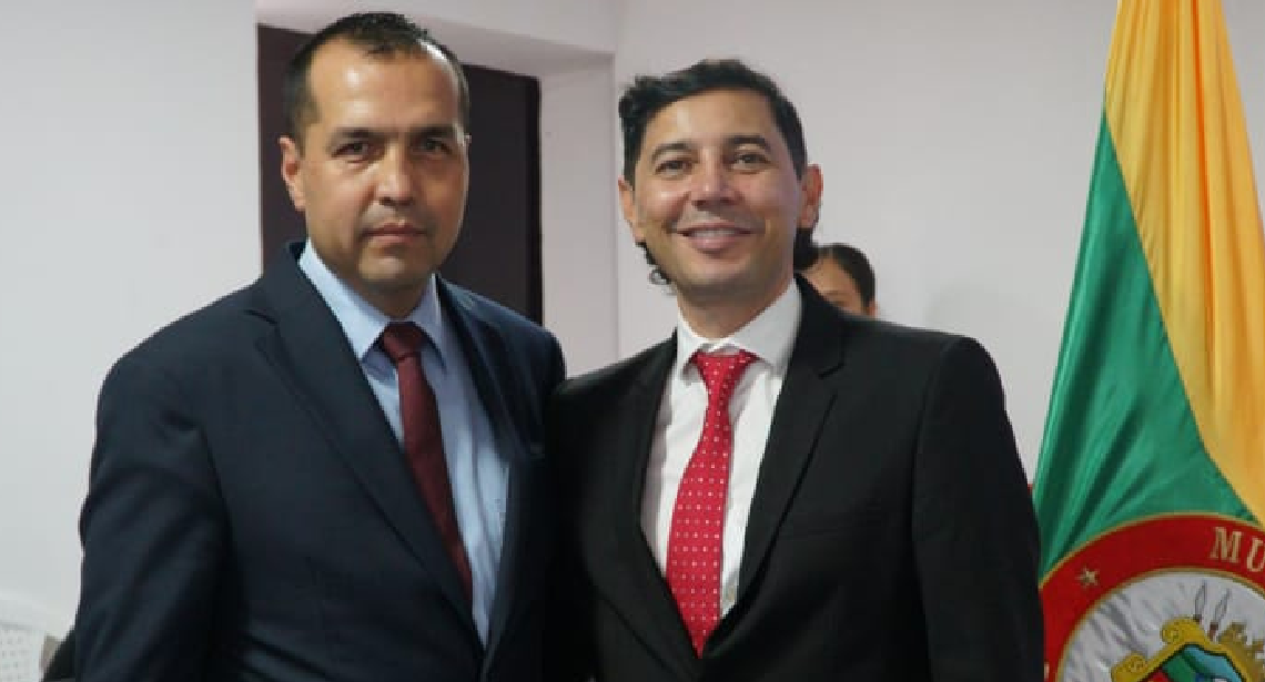 Juan Carlos Núñez asumió la Gerencia General de la empresa de acueducto y alcantarillado de Ibagué IBAL.