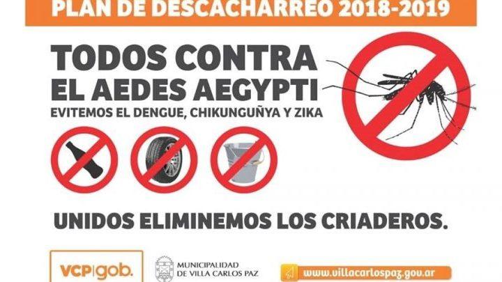 Secretaría de Salud de Ibagué emprende cruzada contra el dengue.